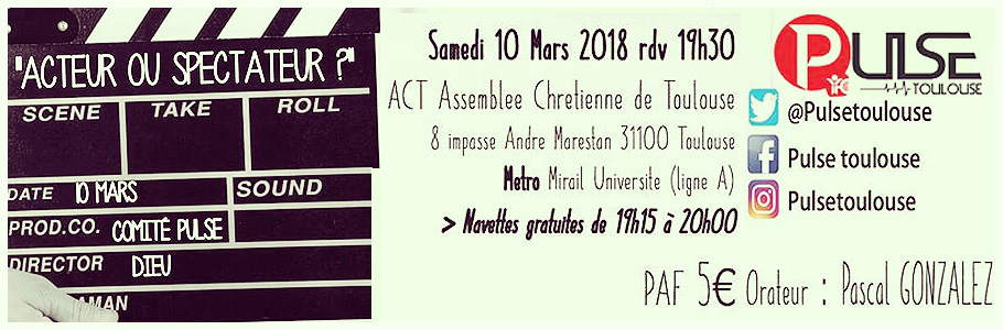 PULSE Toulouse 10 mars 2018